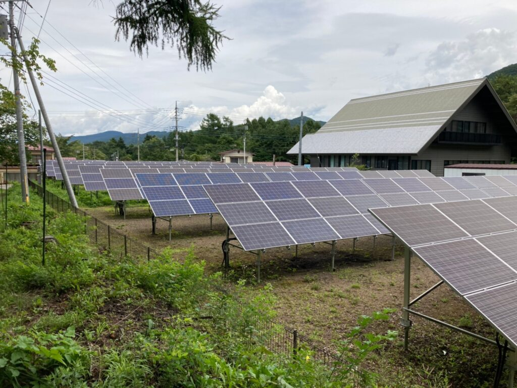 土地付き 中古 太陽光発電所